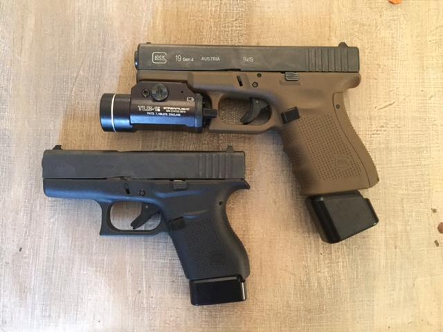glock-19-vs-glock-43-concealed-carry
